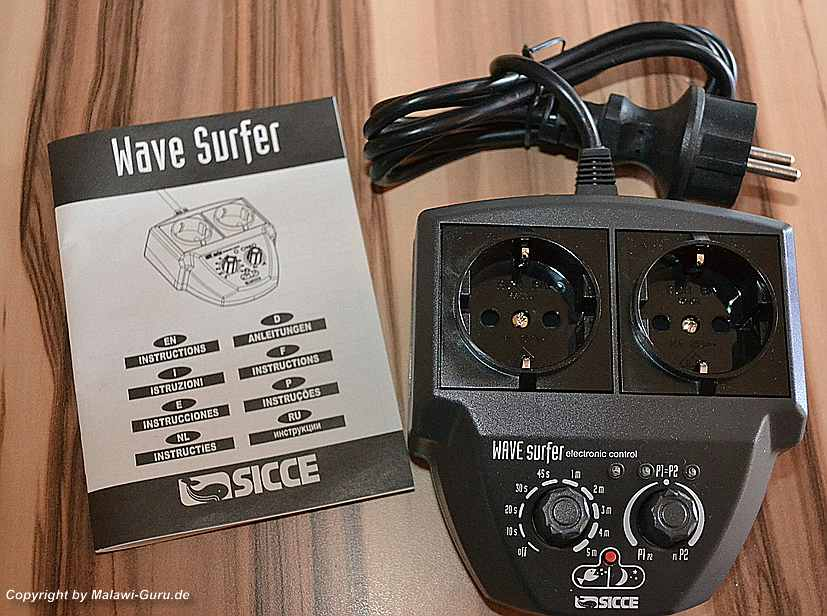 Foto 3 SICCE Wave Surfer